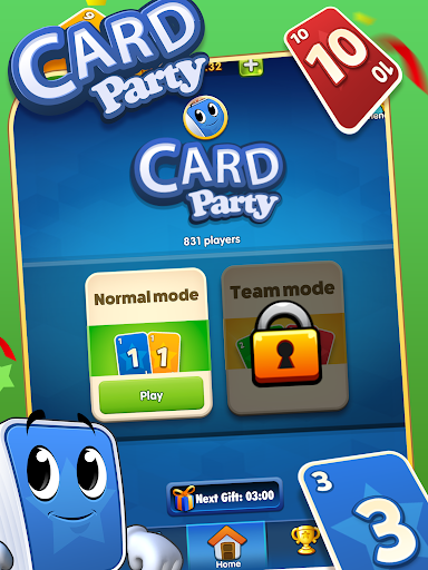 Cardparty apkdebit screenshots 1