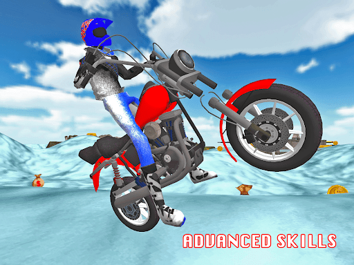 Motorcycle Escape Simulator - Fast Car and Police  screenshots 5