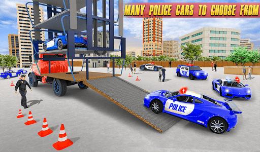 Police Multi Level Car Parking Games: Cop Car Game 2.0.6 screenshots 16