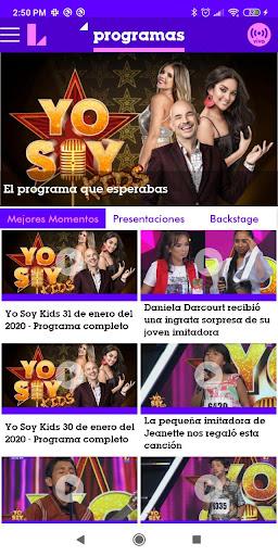 latina screenshot 2