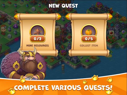 ud83cudf53The Mergest Kingdom: Magic Realm screenshots 8