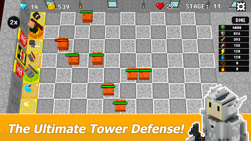 Impossible Luck Defense 2 apkpoly screenshots 6