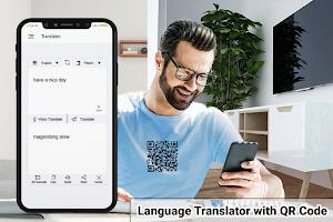 QR Code / Barcode Scanner & Translator