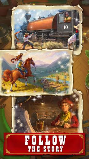 Jewels of the Wild Westu30fbMatch 3 Gems. Puzzle game apktram screenshots 4