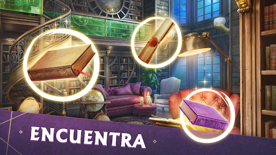 Mystery Manor: Encontrar objetos ocultos Screenshot