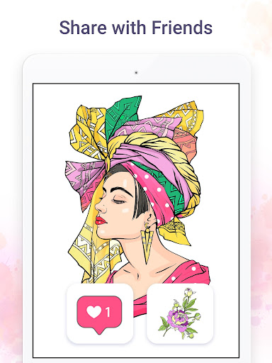 Chamy - Color by Number 3.1 Screenshots 11