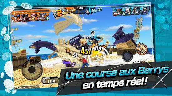 ONE PIECE Bounty Rush - Jeu de combats en équipes screenshots apk mod 4