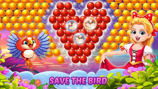 Bubble Shooter - save little puppys modavailable screenshots 4