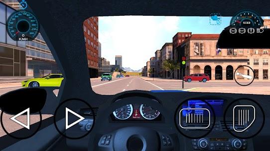 M4 Sürüş Oyunları: şehir araba sürüş simülatörü Apk İndir 3