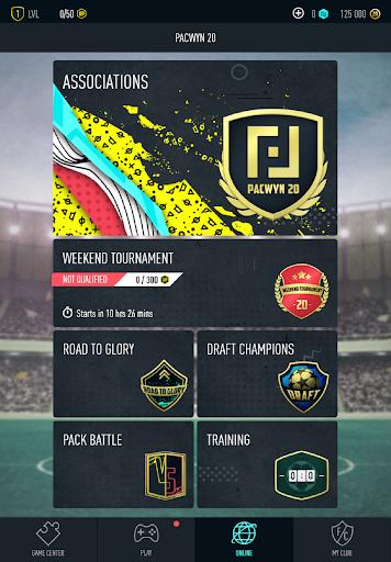 Pacwyn 20 - Football Draft and Pack Opener 2.0.0 Screenshots 9