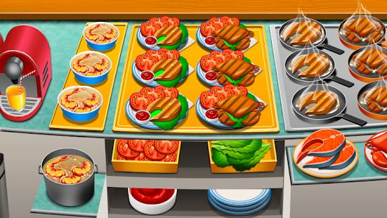 Cooking Games for Girls - Craze Food Kitchen Chef 1.03 Screenshots 2