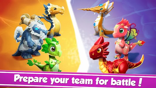 Download Dragon Mania Legends Dragon breeding love game for Android 4