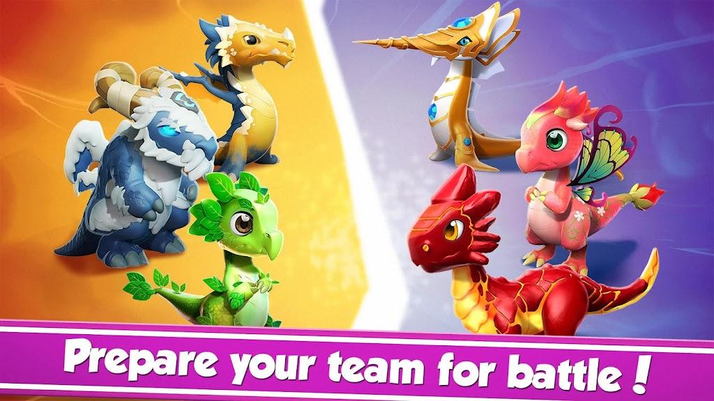 Dragon Mania Legends  poster 3