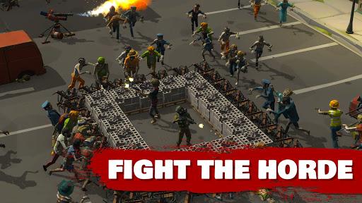 Overrun Zombie Tower Defense: Free Apocalypse Game apkdebit screenshots 2