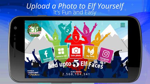 ElfYourselfu00ae 9.0.1 screenshots 13