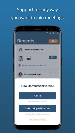 Free Conference Call screenshots 7