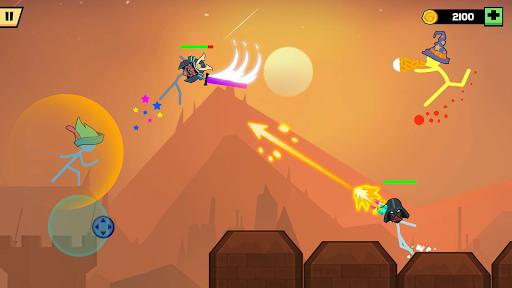 Stickman Fight Battle - Shadow Warriors 1.2.6 screenshots 5