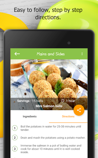 Baby Led Weaning - Guide & Recipes 2.6 Screenshots 22