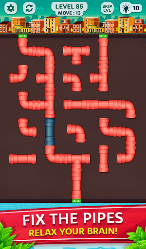 Number Puzzle - Classic Slide Puzzle - Num Riddle screenshots 4