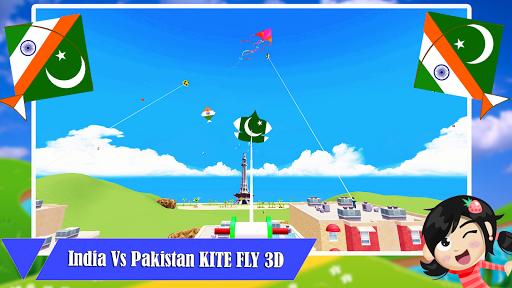 India Vs Pakistan Kite fly festival: Pipa basant 1.0.7 screenshots 1