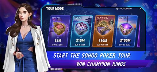 Sohoo Poker - Texas Holdem Poker  screenshots 3