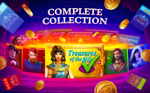 Jackpot Slot Machines - Slots Erau2122 Vegas Casino  screenshots 17