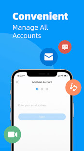 Chirp Mail - Email Messenger