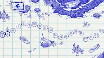 Retro Sea Battle