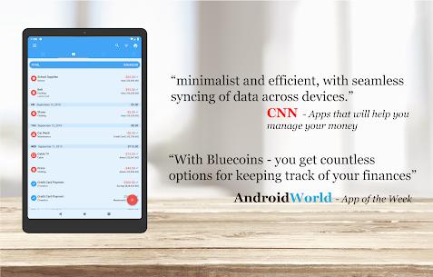 Bluecoins Finance Mod Apk 12.2.0-11372 Premium Unlocked Download 6