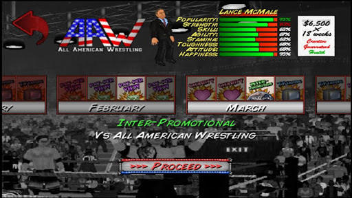 Wrestling Revolution screenshots 6