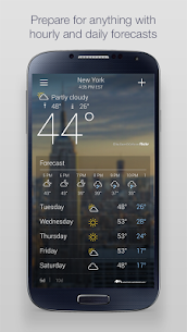 Yahoo Weather 2