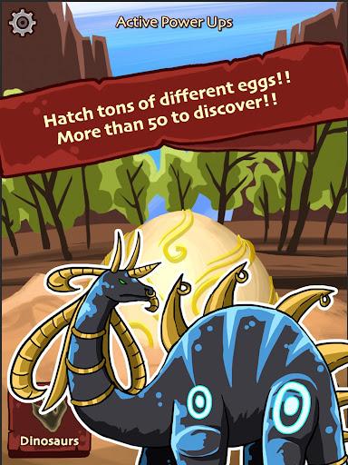 Hatch Dinosaur Eggs - Jurassic World Clicker Games  screenshots 12