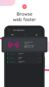 Internet Optimizer Apk PRO MOD [Latest VERSION FREE] 5