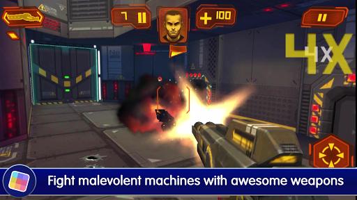 Neon Shadow: Cyberpunk 3D First Person Shooter 1.40.166 screenshots 2