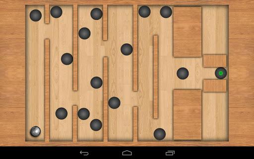 Teeter Pro - free maze game 2.6.0 screenshots 1