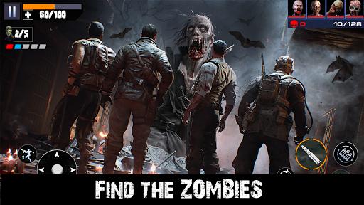 Zombie Hunter 3D: Offline FPS Shooting Game 2021  screenshots 9