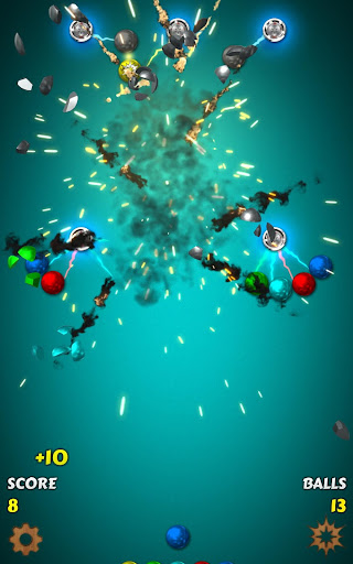 Magnet Balls 2 Free: Match-Three Physics Puzzle  screenshots 15