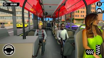 City Passenger Coach Bus Simulator: Bus Driving 3D