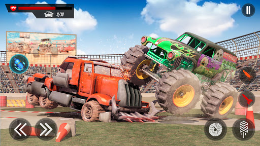 Monster Truck Destruction : Mad Truck Driving 2020 1.5 screenshots 5