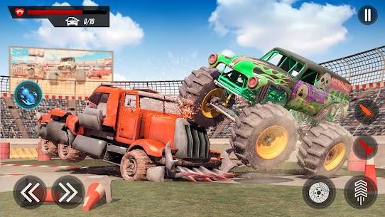 Monster Truck Destruction : Mad Truck Driving 2020 5