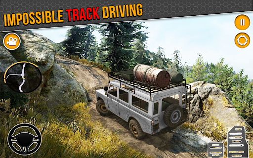 Offroad Drive : Exterme Racing Driving Game 2019 1.0.6 screenshots 1