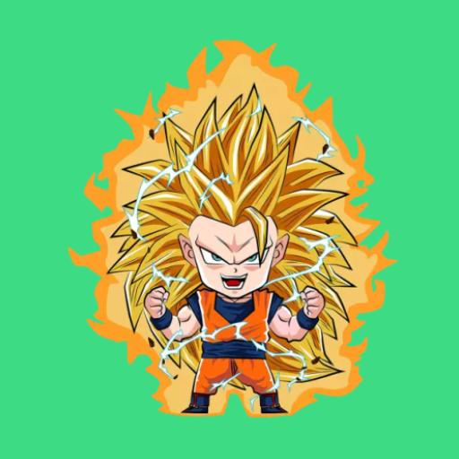 Baixar Dragon Ball Stickers para Android