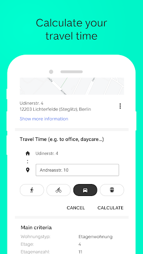 ImmoScout24 - House & Apartment Search android2mod screenshots 8