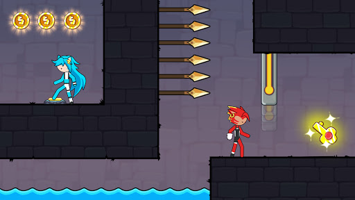 Stickman Red And Blue 0.7.9 screenshots 2