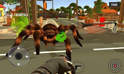 Spider Hunter Amazing City 3D  screenshots 1