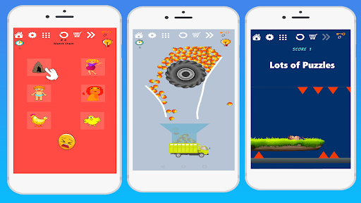 Brain Jam - Brain Game  screenshots 8