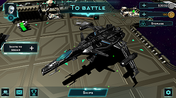 Space Front: turn based strategy and tactics game