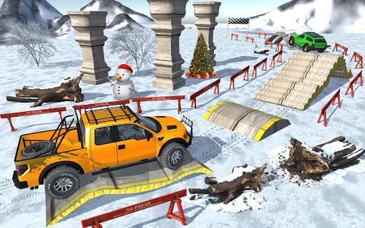 Offroad 4x4 : Car Parking & Car Driving Games 2021 apklade screenshots 1