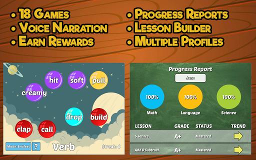 First Grade Learning Games 5.2 screenshots 5