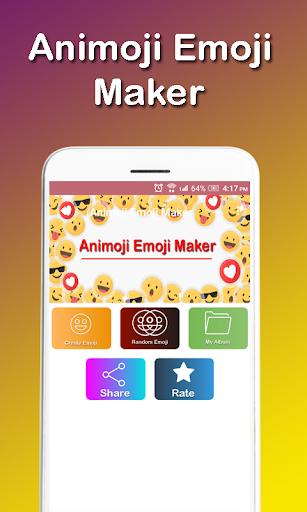 Animoji Emoji Maker - Emoji Maker modavailable screenshots 1
